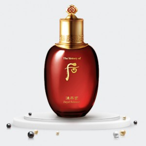 The history of Whoo Essential Revitalizing Balancer 150ml