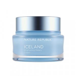 Nature Republic Iceland Brightening Watery Cream 50ml