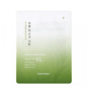 TONYMOLY The Green Tea True Biome Watery Mask Sheet 23g