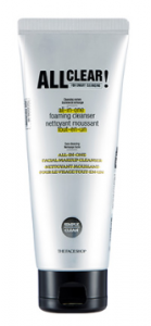 The Face Shop All Clear Cleansing Foam 150ml