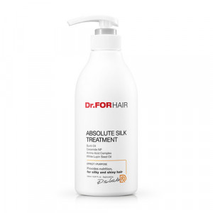 Dr.FORHAIR Absolute Silk Treatment 500ml