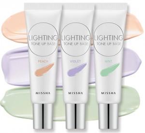 Missha Lighting Tone Up Base SPF30 PA++ 20ml