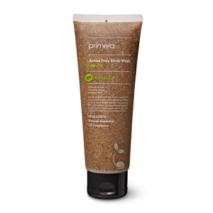 Primera Aroma Body Scrub Wash [fresh-up] 230ml