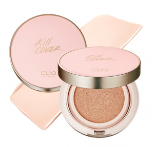 CLIO [Simply Pink Collection] Kill Cover Founwear Cushion XP SPF50+ PA+++ 15g*2ea