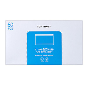 TONYMOLY Pure Cotton Sheet 80pcs