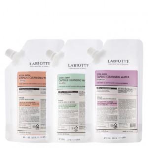 LABIOTTE Code-Derm Capsule Cleansing Water Refill 200ml