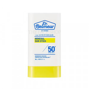 The Face Shop Dr. Belmeur UV DERMA Mineral Sun StickSPF50+ PA+++ 20g