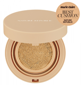 Nature Republic Provence Air Skin Fit One Day Lasting Foundation Cushion 14g