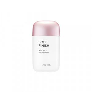 Missha All-around Safe Block Soft Finish Sun Milk SPF50+ PA+++ 40ml