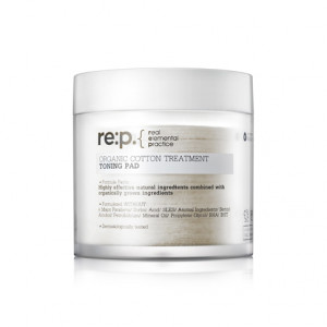 NeoGen Re:p. Organic Cotton Treatment Toning Pad 130ml+90pcs