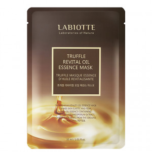 LABIOTTE Truffle Revital Oil Essence Mask 30g