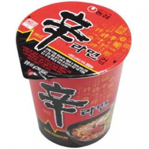 NongShim Shin Noodle Cup 65g