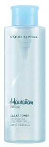 Nature Republic Hawaiian Fresh Clear Toner [Large] 500ml