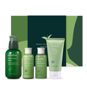 Innisfree jeju Heritage Set_Green Tea