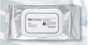 TONYMOLY Pro Clean Soft Cleansing Tissue 50ea
