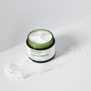 Innisfree Derma Formula Green Tea Probiotics Cream 50ml