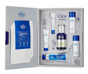 THE FACE SHOP Dr.Belmeur Cica Full Package (Cica Peptide Ampule Limited Offer) 1ea