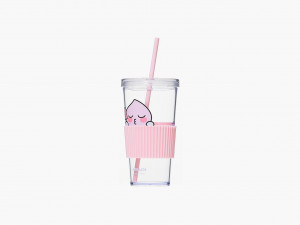[R] KAKAO FRIENDS Sleeve Ice Cup 1ea