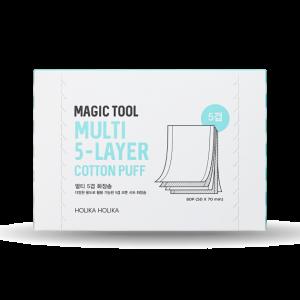 HolikaHolika Magic Tool Folding Hair Comb 1ea