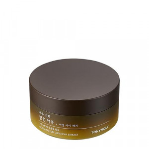 TONYMOLY From Clear Mugwart Ferment Real Eye Patch 102g [60P]
