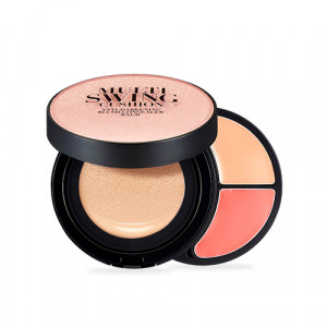THE FACE SHOP Multi Swing Cushion 15g+1.2g+1.2g