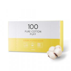 A'PIEU 100 Pure Cotton Puff 100pcs