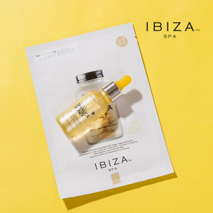 IBIZA SPA Rejuvenation Hanuca Honey Mask + Ampule