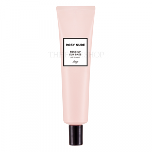 The Face Shop fmgt [Rosy Nude Edition] Rosy Nude Tone Up Sun Base SPF20 PA++ 40ml