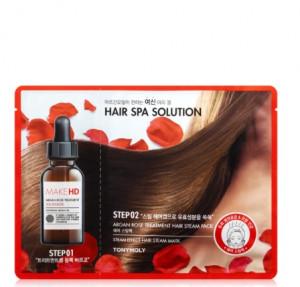 TONYMOLY Make HD Argam Rose Treatment Hari Steam Pack 15ml + 20ml