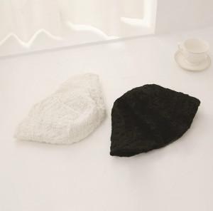 [R] Common Unique crinkled bucket hat 1pcs