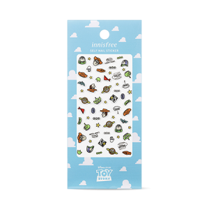 Innisfree [Innisfree X Toy Story] Self Nail Sticker – Design 1ea