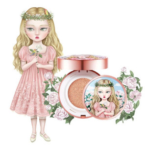 [C] BeautyPeople [Season 3] Absolute Radiant Girl Tension Cushion SPF50+ PA+++ 18g