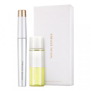 Nature Republic Ginseng Royal Silk Mascara & Remover Set 6g+30ml