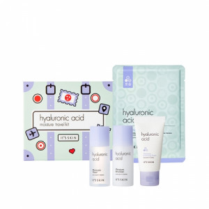It's Skin Hyaluronic Acid Moisture Travel Kit