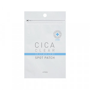 A'PIEU Cica Clear Spot Patch [Quasi-drug] 1sheet(20patches)