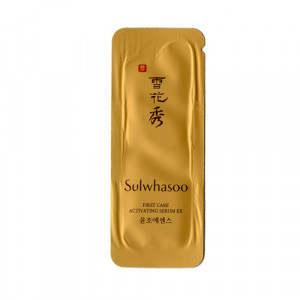 [S] Sulwhasoo First Care Activating Serum EX 1ml*10pcs