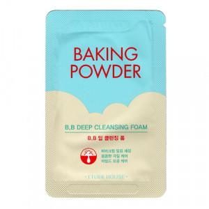 [S] Etude House Baking Powder BB Deep Cleansing Foam 4ml*5