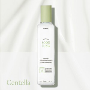 Etude House Soon Jung Centella 10-Free Moist Emulsion 130ml