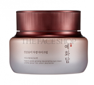 THE FACE SHOP Yehwadam Heaven Grade Ginseng Regenerating eye Cream 25ml
