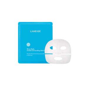 Laneige WaterBank Double Gel Soothing Mask Ex 20ml*5ea