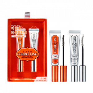 HolikaHolika Lash Correcting Mascara #03 Long Extension Lash Serum Set