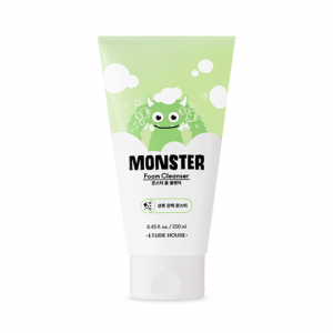 Etude House Monster Foam Cleansing 250ml
