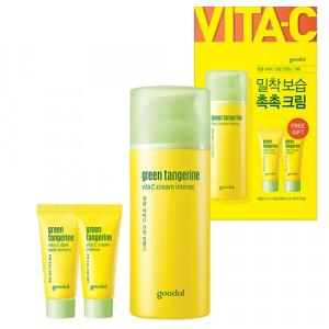 GOODAL Green Tangerine Vita C Cream Intense Special Set