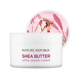 Nature Republic Shea Butter Steam Cream Ultra For Dry Skin 100ml