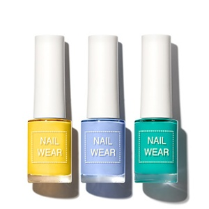 The Saem Summer Beach Collection Nail wear 7ml
