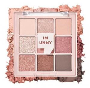 Im'Unny Multi Eye  Shadow Palette #Simply Glam 8g