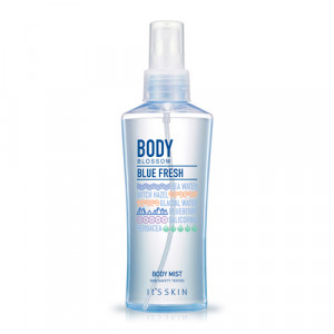 It's Skin Body Blossom Blue Fresh - Body Mist 155ml