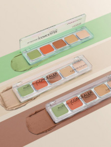 CATRICE All Round Concealer Palette 6g