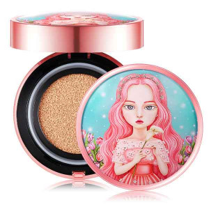 BeautyPeople [Season 4] Absolute Radiant Girl Cushion Foundation SPF50+ PA+++ 18g*2ea