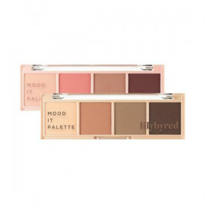 LILYBYRED Mood It Palette 5.8g